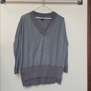 Slouchy top shop sweater